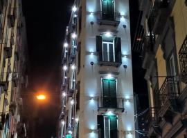 Palazzo Settembrini 49, apartment in Naples