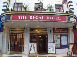 The Regal Hotel, hotel in Blackpool