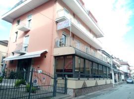 Hotel Alga, отель в Беллария-Иджеа-Марина