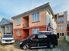 Rudi Guest House, resort in Batumi