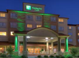 Holiday Inn Hotel & Suites Albuquerque Airport, hotel near Albuquerque International Sunport Airport - ABQ, Albuquerque