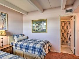 Oceanfront Vero Beach Condo with Balcony Views!, vacation rental in Vero Beach