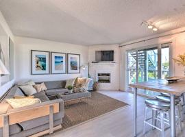 Modern Montauk Getaway with Shared Pool and Ocean View!, vacation rental in Montauk