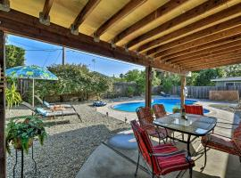 Updated Sacramento Home with Grill, Patio, and Pool!, vacation rental in Sacramento
