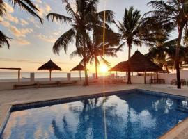 Villa Vanilla Zanzibar, отель в Пвани-Мчангани