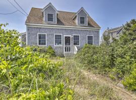 Sea Watch' Oceanfront Dennis Port Cottage