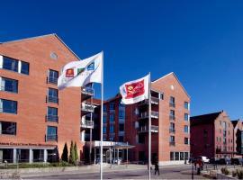 Clarion Collection Hotel Bryggeparken, hotell i Skien