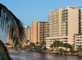 Residence Inn by Marriott Fort Lauderdale Intracoastal, hotel near Palm Aire Country Club, Fort Lauderdale