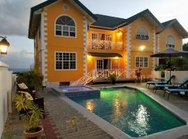 Faith's Villa of Tobago, guest house in Diamond