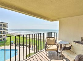 Atlantic Beach Resort Condo with Ocean Views!, hotel in Atlantic Beach