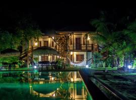 Hotel Villa Balidendê, hotel em Barra Grande