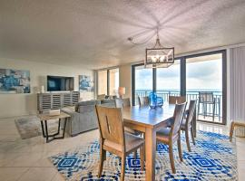 Beachfront Resort Condo with Panoramic Ocean View, vacation rental in New Smyrna Beach