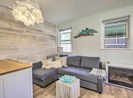 San Diego Studio with Views of Marina and Downtown, apartment in San Diego