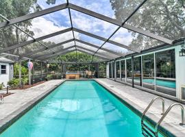 Clearwater Home w/Hot Tub+Patio, 9mi to Beach, vacation rental in Clearwater