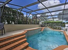 House with Private Pool, Hot Tub and Resort Perks!, holiday home in Orlando