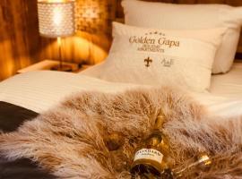 """Golden GaPa """"Gasthof zum Lamm"""", hôtel à Garmisch-Partenkirchen"""