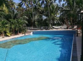 DC Relax Resort, serviced apartment in Laem Sor