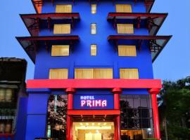 HOTEL PRIMA, hotel dekat Pantai Losari, Makassar