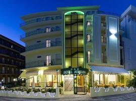 Hotel Athena B&B, отель в Габичче-Маре