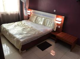 Homely Nest-Hotel, hotel in Mbarara