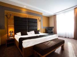 Art Hotel William, отель в Братиславе