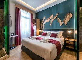 Artion City Boutique Hotel, hotel near Heraklion International Airport - HER, Heraklio