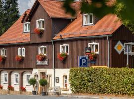 Dammschenke Gasthof & Hotel, Hotel in Kurort Jonsdorf