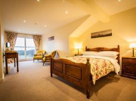 Dene House Farm, hotel near Edlingham Castle, Longframlington