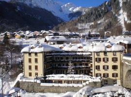 Hotel Tavernier, hotel near Skyway Monte Bianco, Courmayeur
