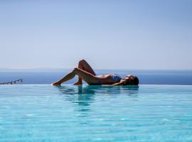 Aeolis Tinos Suites, hotel near Livada Beach, Tinos Town
