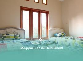 Fay Fai Homestay Syariah, homestay in Batu