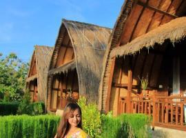 GM Bungalow, resort village in Nusa Penida