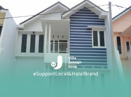 junrejo k4 homestay syariah, homestay in Batu