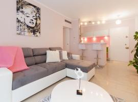 Magnifique 2 pièces Palm Bleach en bord de mer, hotel in Cannes