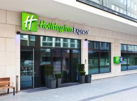 Holiday Inn Express - Mülheim - Ruhr, an IHG Hotel, hotel near Oberhausen Technology Center, Mülheim an der Ruhr