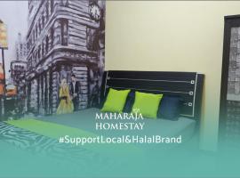 Maharaja Homestay Syariah, accessible hotel in Malang