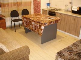 Апартаменты на Шмидта 9, self catering accommodation in Shchelkovo