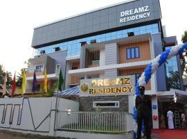 Dreamz Residency, accessible hotel in Varkala