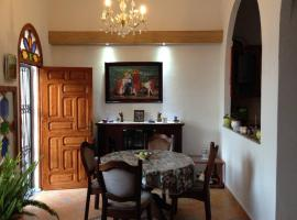 Appartement arabo-mauresque, hotel in Martil