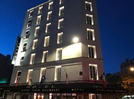 Eiffel Villa Garibaldi, hotel near Volontaires Metro Station, Paris