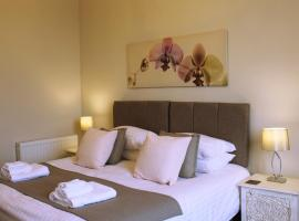 Kirk View Luxury Apartment, hotel near VisitScotland Stirling, Stirling