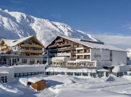 Hotel Alpina deluxe, hotel in Obergurgl