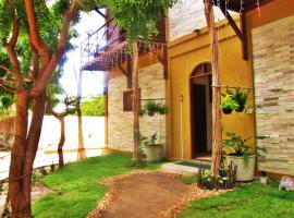 Residencial Bem-te-vi, apartment in Jericoacoara