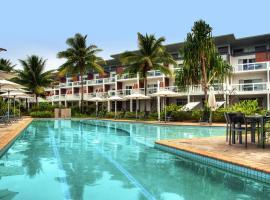 The Terraces Apartments Denarau, golf hotel in Denarau