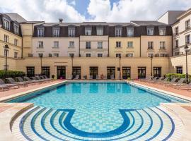 Hipark by Adagio Serris Val d'Europe, hotel near Meaux-Boutigny Golf Course, Serris