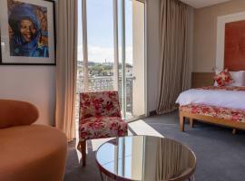 Mandarin Palace Hotel & Spa, hotel in Tangier