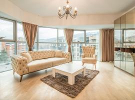 The ONE. Luxury Suites & Apartments, apartment in Skopje
