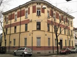 Piano nobile di Palazzo Vidmar in centro a Gorizia, hotel in Gorizia