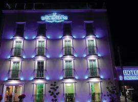 Royal Madero Inn, hotel con piscina en Ciudad Madero