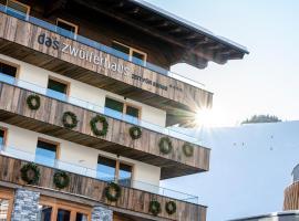 Hotel das Zwölferhaus, hotel in Saalbach-Hinterglemm